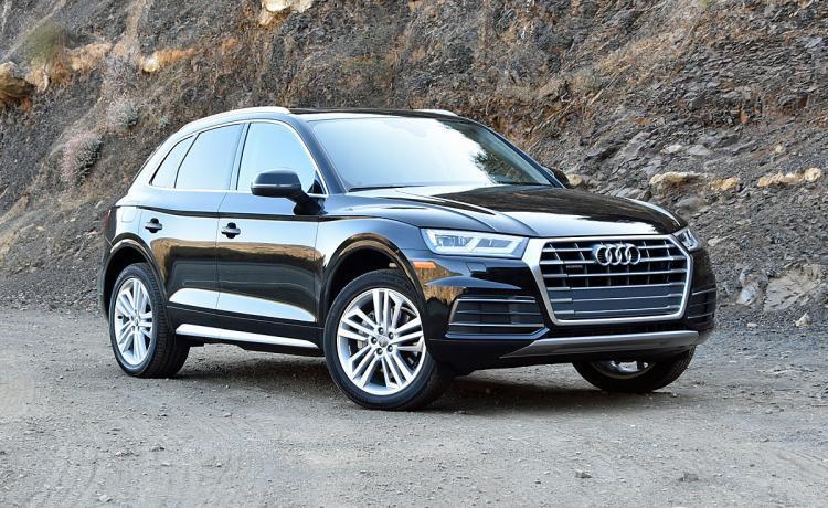 Hơn 600 xe Audi Q5 phải triệu hồi vì có thể rơi ốp chắn bùn Ảnh 1