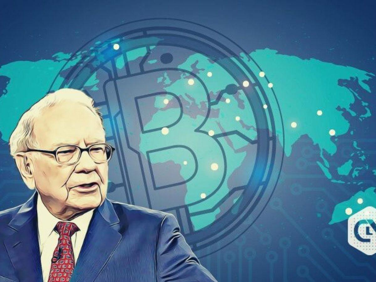 Tỷ phú Warren Buffett: Tiền mã hóa không có giá trị! Ảnh 1