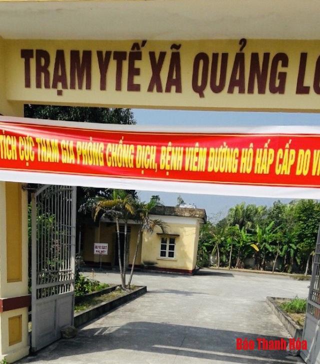 Nữ công nhân ở xã Quảng Long (Quảng Xương) có kết quả xét nghiệm âm tính với Covid-19 Ảnh 1