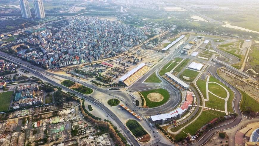 Toàn cảnh trường đua F1 trong giai đoạn nước rút Ảnh 4