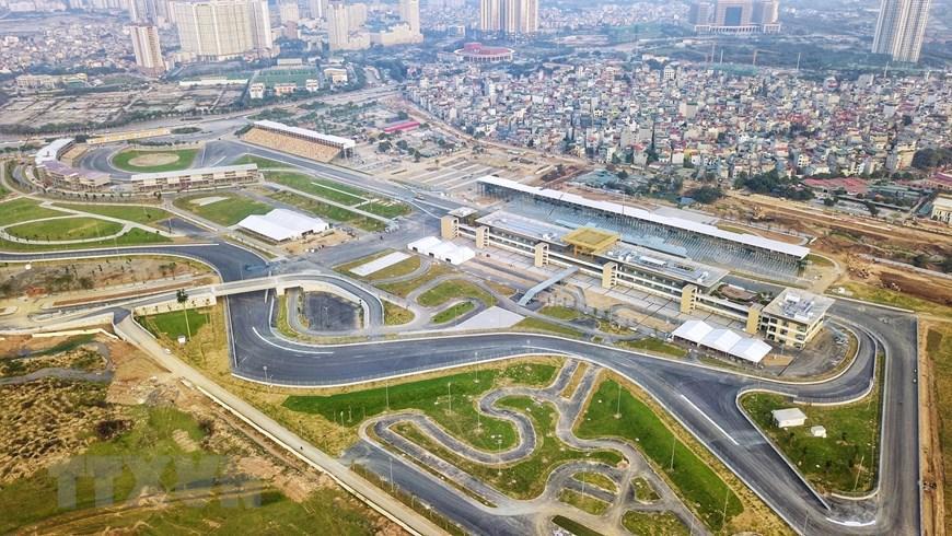 Toàn cảnh trường đua F1 trong giai đoạn nước rút Ảnh 3