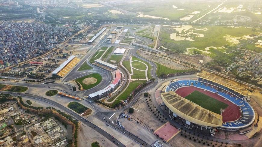 Toàn cảnh trường đua F1 trong giai đoạn nước rút Ảnh 6