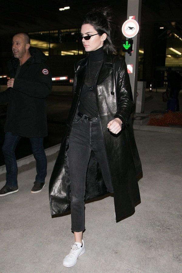 Không riêng Ngọc Trinh, Diệu Nhi cũng tưng bừng đụng độ chân dài triệu đô Kendall Jenner, Bella Hadid Ảnh 4