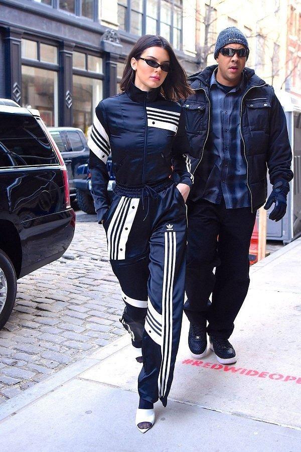 Không riêng Ngọc Trinh, Diệu Nhi cũng tưng bừng đụng độ chân dài triệu đô Kendall Jenner, Bella Hadid Ảnh 3