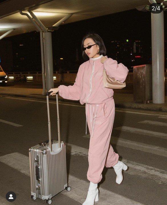 Không riêng Ngọc Trinh, Diệu Nhi cũng tưng bừng đụng độ chân dài triệu đô Kendall Jenner, Bella Hadid Ảnh 1