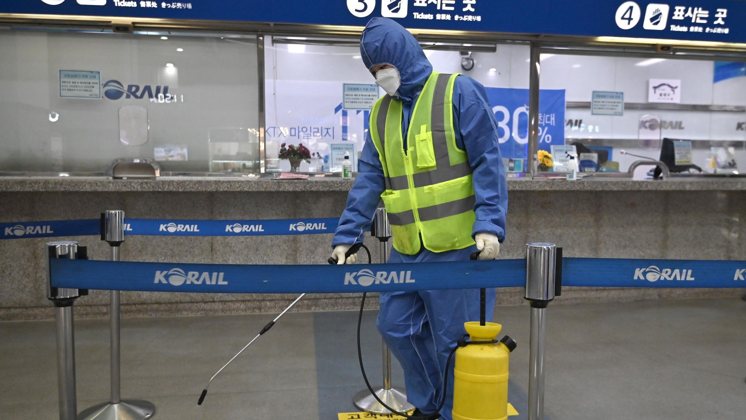 Bộ Ngoại giao thông tin về công dân Việt Nam nhiễm Covid-19 ở Hàn Quốc Ảnh 1