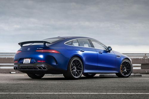 Top 10 xe sedan nhanh nhất thế giới: Gọi tên Mercedes-AMG GT 63 S Ảnh 5