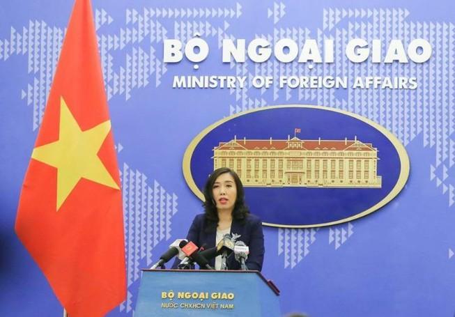 Việt Nam lên tiếng về báo cáo nhân quyền của Mỹ Ảnh 1