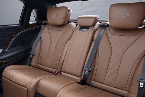 Mercedes-Benz ra mắt Maybach S 450 dành riêng cho Trung Quốc Ảnh 3