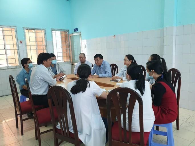 Truy tìm khẩn những người khám tại 1 phòng khám ở quận Tân Phú, TP HCM Ảnh 1