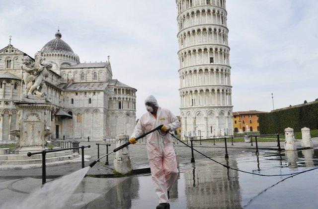 Italy trên 6.000 người tử vong vì COVID-19, gần gấp đôi Trung Quốc Ảnh 1