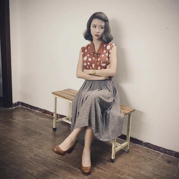 Quỳnh Anh Shyn - từ hot girl Hà thành đến fashionista có style độc lạ Ảnh 2