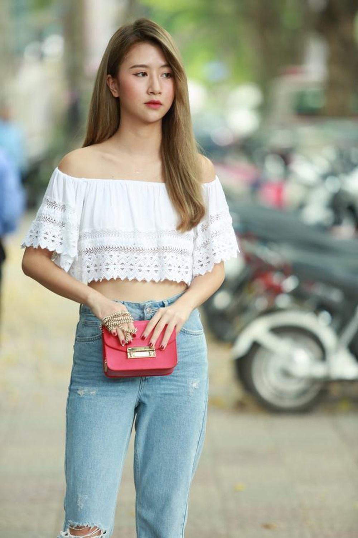 Quỳnh Anh Shyn - từ hot girl Hà thành đến fashionista có style độc lạ Ảnh 5