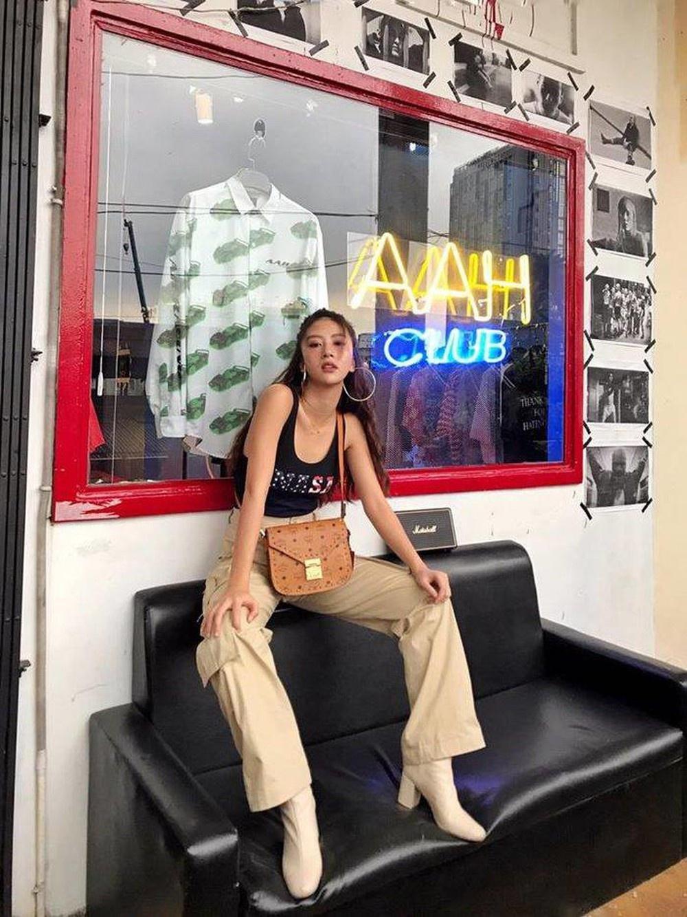 Quỳnh Anh Shyn - từ hot girl Hà thành đến fashionista có style độc lạ Ảnh 10