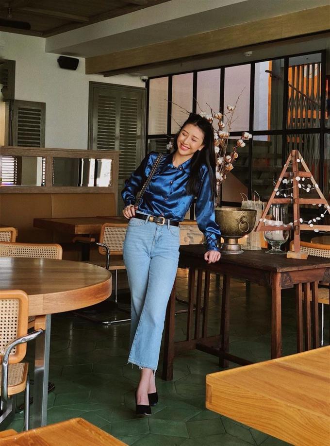 Quỳnh Anh Shyn - từ hot girl Hà thành đến fashionista có style độc lạ Ảnh 14