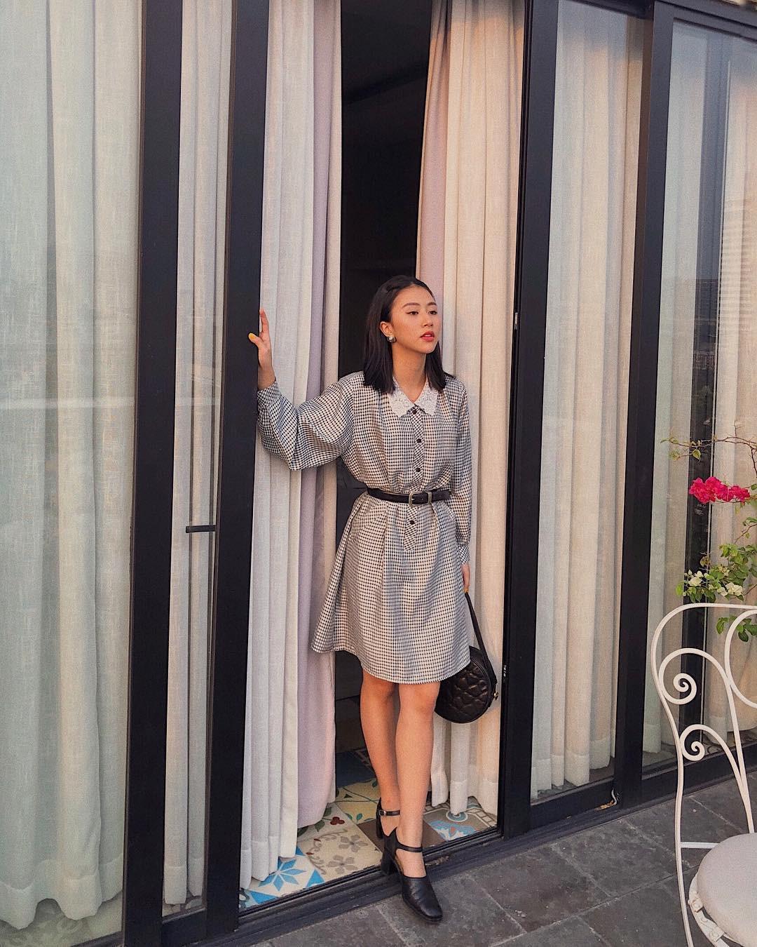 Quỳnh Anh Shyn - từ hot girl Hà thành đến fashionista có style độc lạ Ảnh 11
