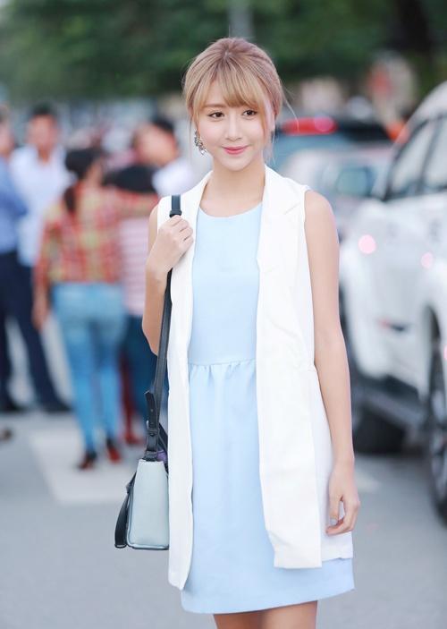 Quỳnh Anh Shyn - từ hot girl Hà thành đến fashionista có style độc lạ Ảnh 4
