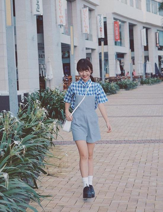 Quỳnh Anh Shyn - từ hot girl Hà thành đến fashionista có style độc lạ Ảnh 6