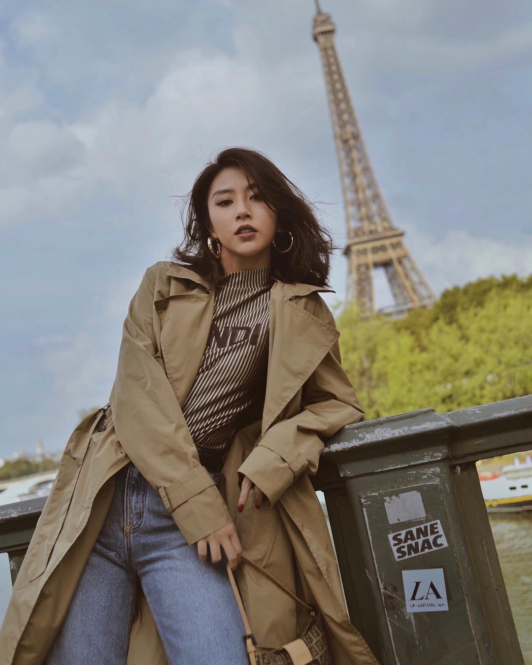 Quỳnh Anh Shyn - từ hot girl Hà thành đến fashionista có style độc lạ Ảnh 23