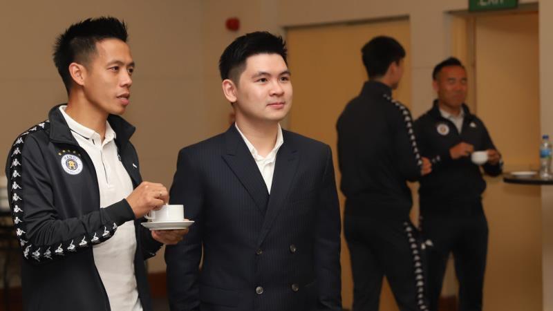 Chủ tịch Hà Nội FC: Khi nào Chính phủ cho phép, V-League mới nên thi đấu tiếp Ảnh 1