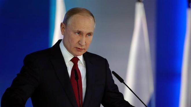 Tổng thống Nga kêu gọi dỡ bỏ lệnh cấm mặt hàng thiết yếu Ảnh 1
