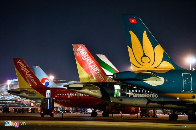 Hàng không dừng vận chuyển khách tới Việt Nam từ 0h ngày 1/4 Ảnh 1