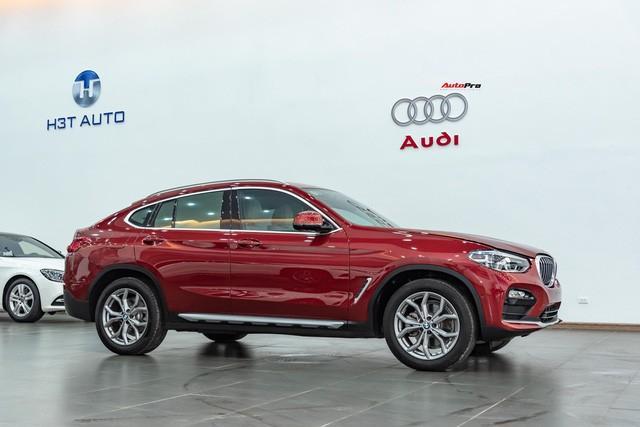 Hàng hiếm BMW X4 'rẻ hơn 700 triệu' chỉ sau 4.000 km, ngang giá mua mới Mercedes-Benz GLC 300 Ảnh 5