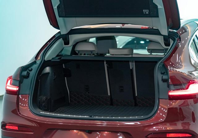 Hàng hiếm BMW X4 'rẻ hơn 700 triệu' chỉ sau 4.000 km, ngang giá mua mới Mercedes-Benz GLC 300 Ảnh 9