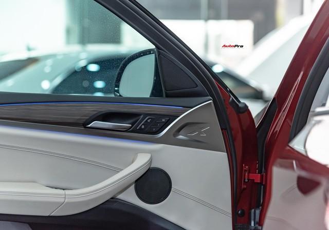 Hàng hiếm BMW X4 'rẻ hơn 700 triệu' chỉ sau 4.000 km, ngang giá mua mới Mercedes-Benz GLC 300 Ảnh 11
