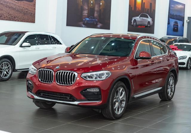 Hàng hiếm BMW X4 'rẻ hơn 700 triệu' chỉ sau 4.000 km, ngang giá mua mới Mercedes-Benz GLC 300 Ảnh 1