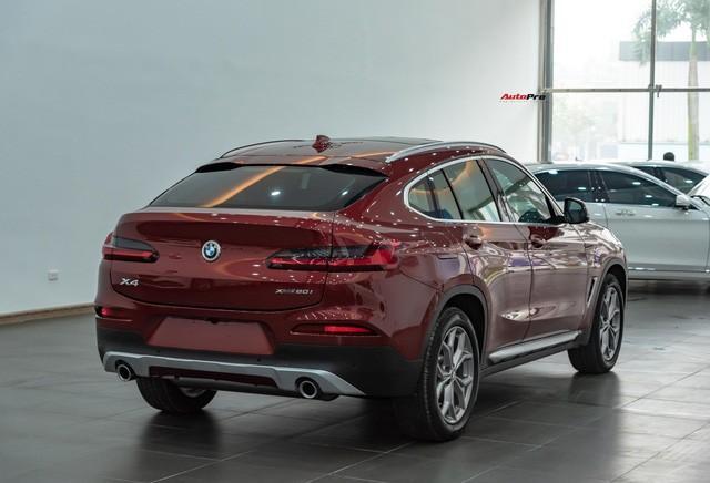 Hàng hiếm BMW X4 'rẻ hơn 700 triệu' chỉ sau 4.000 km, ngang giá mua mới Mercedes-Benz GLC 300 Ảnh 6
