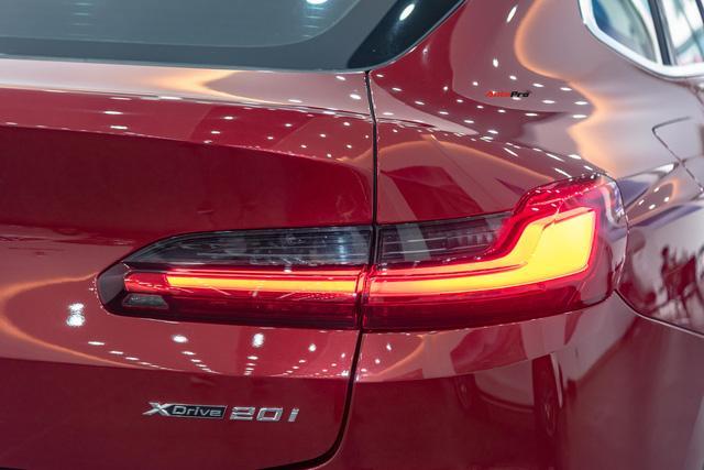 Hàng hiếm BMW X4 'rẻ hơn 700 triệu' chỉ sau 4.000 km, ngang giá mua mới Mercedes-Benz GLC 300 Ảnh 8