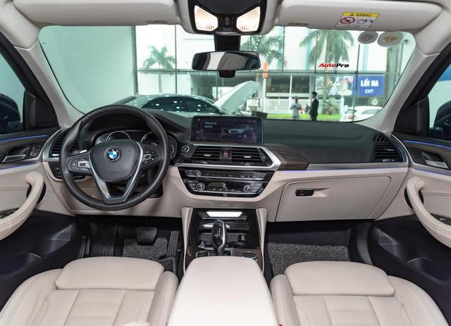 Hàng hiếm BMW X4 'rẻ hơn 700 triệu' chỉ sau 4.000 km, ngang giá mua mới Mercedes-Benz GLC 300 Ảnh 10