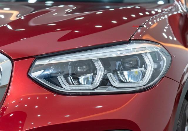 Hàng hiếm BMW X4 'rẻ hơn 700 triệu' chỉ sau 4.000 km, ngang giá mua mới Mercedes-Benz GLC 300 Ảnh 4