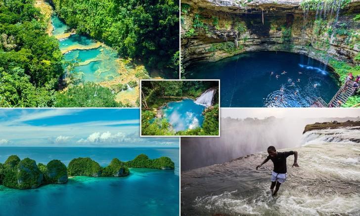 14 kỳ quan nước tuyệt đẹp trên thế giới Ảnh 1