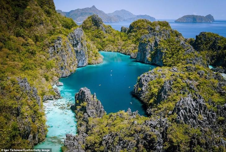 14 kỳ quan nước tuyệt đẹp trên thế giới Ảnh 12