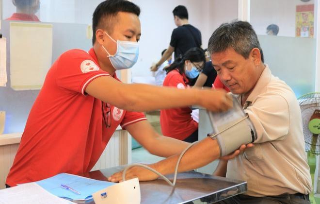 TP.HCM thiếu máu nghiêm trọng Ảnh 1