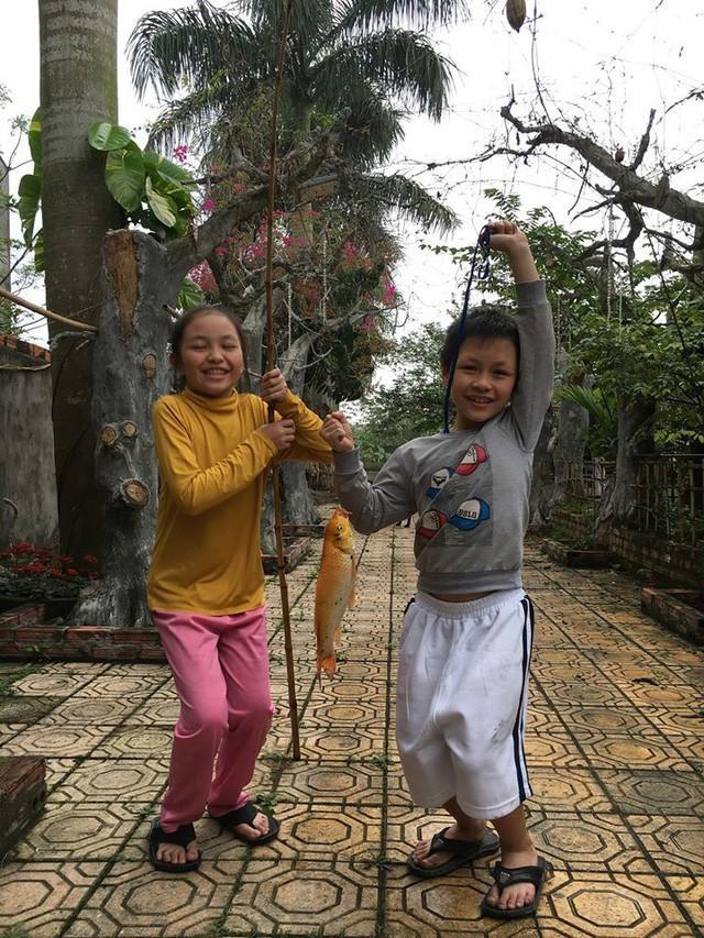 Nhà vườn 10.000m2 của nghệ sĩ Giang còi ngập hoa và trái cây Ảnh 27