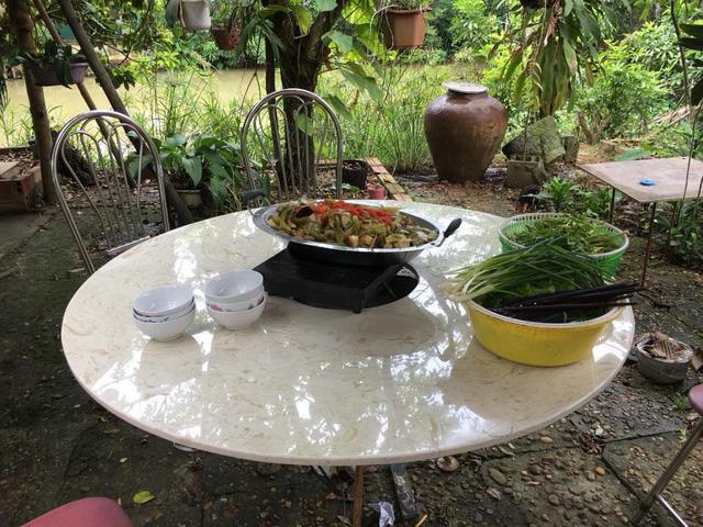 Nhà vườn 10.000m2 của nghệ sĩ Giang còi ngập hoa và trái cây Ảnh 17