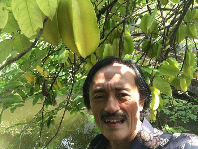 Nhà vườn 10.000m2 của nghệ sĩ Giang còi ngập hoa và trái cây Ảnh 28