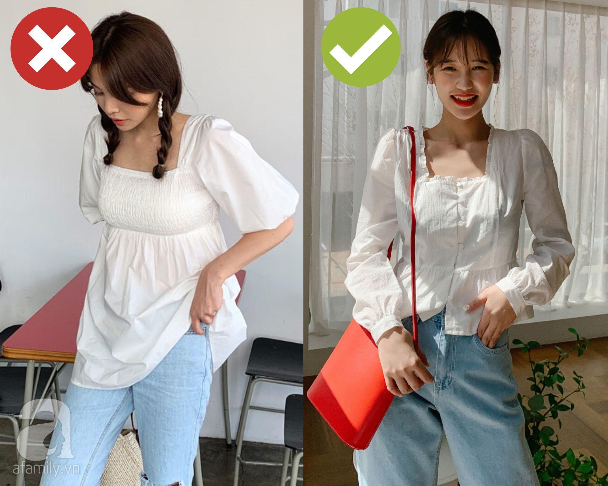 Còn chứa chấp 4 kiểu áo sơ mi/blouse sau thì bạn còn mặc xấu, tất cả nên được dọn bớt cho đỡ chật tủ áo quần Ảnh 1