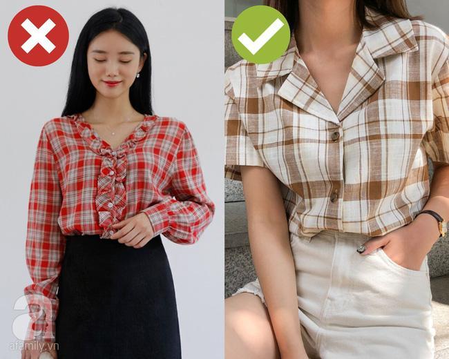 Còn chứa chấp 4 kiểu áo sơ mi/blouse sau thì bạn còn mặc xấu, tất cả nên được dọn bớt cho đỡ chật tủ áo quần Ảnh 3