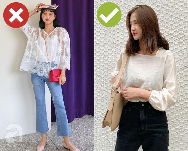 Còn chứa chấp 4 kiểu áo sơ mi/blouse sau thì bạn còn mặc xấu, tất cả nên được dọn bớt cho đỡ chật tủ áo quần Ảnh 2