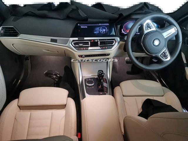 BMW 4-Series với 'lỗ mũi ác mộng' chốt lịch ra mắt: Nhiều chi tiết bê nguyên từ 3-Series Ảnh 2