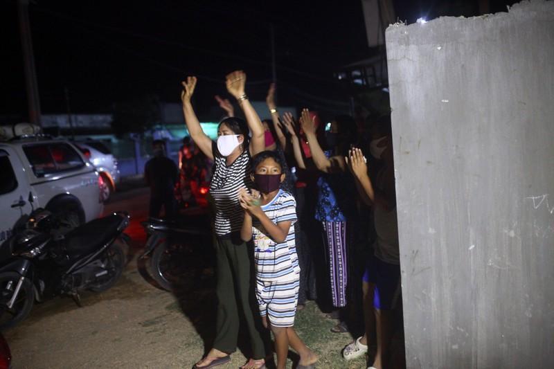 Gỡ bỏ 4 chốt kiểm soát, thôn Văn Lâm 3 chính thức hết cách ly Ảnh 3