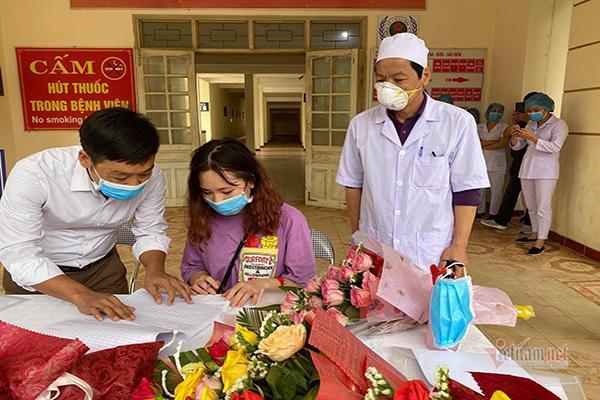 Cô gái 17 tuổi khỏi bệnh Covid-19 muốn quay lại làm tình nguyện viên Ảnh 1