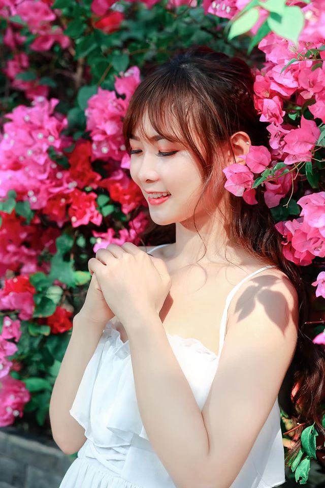 Hoa giấy khoe sắc trên góc phố Sài thành Ảnh 5