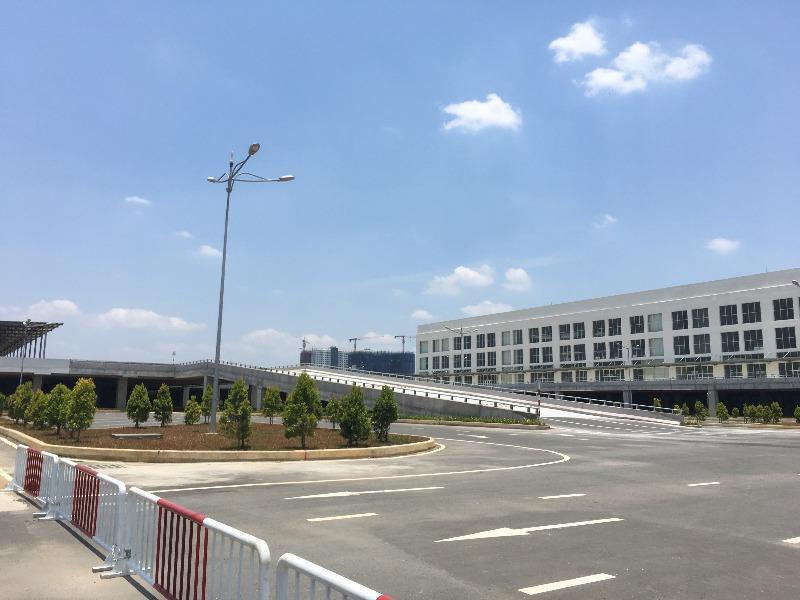 Bến xe Miền Đông mới trước ngày khai trương Ảnh 9