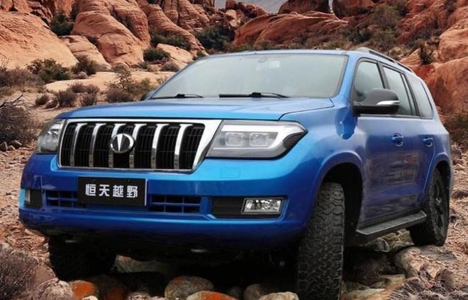 Ôtô Trung Quốc nhái Toyota Land Cruiser, giá chỉ bằng một nửa Ảnh 2