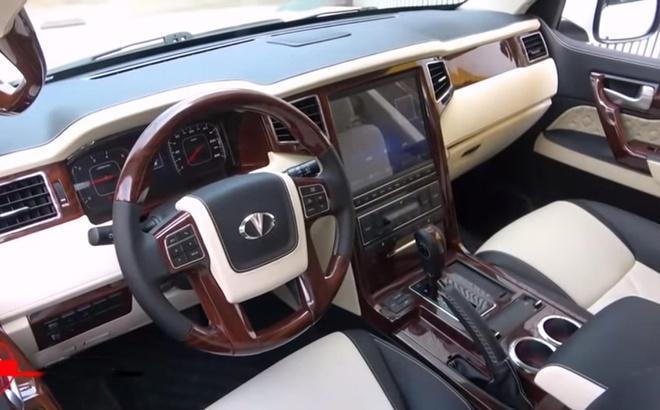 Ôtô Trung Quốc nhái Toyota Land Cruiser, giá chỉ bằng một nửa Ảnh 5